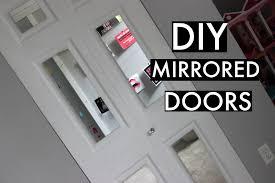 Image French Doors Laci Jane Diy Diy Mirrored Closet Doors Laci Jane