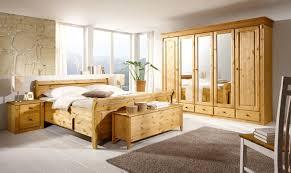 Schlafzimmer Dora Kiefer Massiv Gelaugt Geölt Von Jumek Günstig