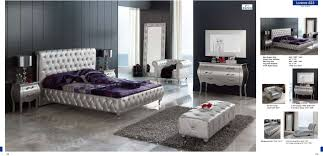 Purple And Silver Bedroom Silver Bedroom Furniture