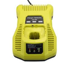 Ryobi P117 Charger No Lights 12v 18v Battery Charger P117 P118 For Ryobi Nicd Nimh Lithium Battery P100 Buy At A Low Prices On Joom E Commerce Platform