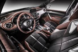 Mercedes benz actros 2020 interior and dashboard sketch. Pickup Design S Mercedes Benz X Class Is As Sumptuous As It Gets Carscoops
