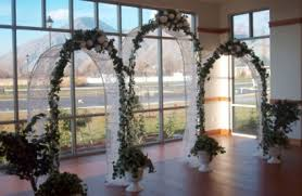 indoor wedding arches. indoor wedding arches