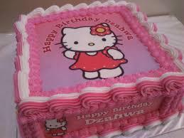 Gambar Kue Ultah Gambar Hello Kitty Kumpulan Gambar