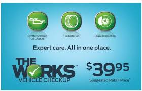 ford works the works vehicle checkup quirk ford
