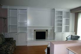 wall unit with fireplace wall units with fireplace and wonderful dark kitchen cabinets fireplace with built