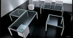 office desks glass. Be Glass Desk Office Desks