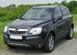 Opel Antara - Wikipedia