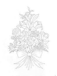 Boeketten Kleurplaat Flowers Coloring Pages Cool Coloring Pages