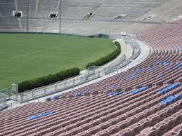 Rose Bowl Seating Chart Ucla Football Rose Bowl Stadium Ucla Seating Guide Rateyourseats Com