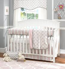 bedding set for crib awesome pink 4 piece crib bedding set le le little one crib bedding set for crib