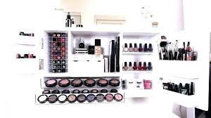 wall mounted makeup organizer wall mounted makeup organizer vanity makeup organizer vanity wall mounted makeup organizer