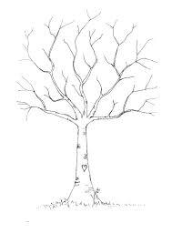 Guest Book Template Cool Wedding DIY Fingerprint Tree Template To Download Print