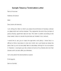 Rent Notice Letter Day Notice To Vacate Template Tenant Landlord Example Letter