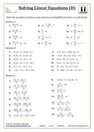 Math Worksheets Maths Grade Fractions Division Factorsnd Multiples ...