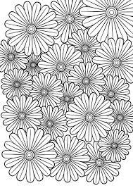 花柄イラスト モノクロ イラスト素材 5061612 フォトライブラリー