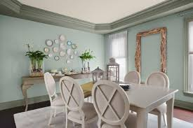 Against The Wall Dining Table Long White Dining Table Modern Bohemian Green Chandeliers For The