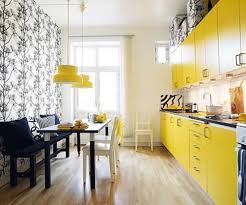 Superb Wallpaper Style Ideas For The Kitchen Idea