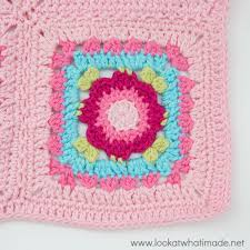Crochet Lydia Blanket Pattern