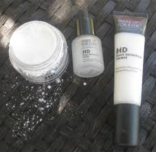make up for ever hd plexion travel kit