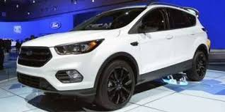2018 ford interceptor suv. contemporary 2018 2018 ford escape se suv throughout ford interceptor suv