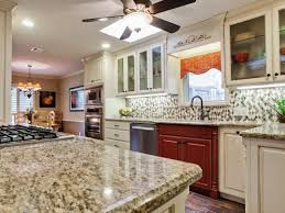 Backsplash Ideas For Granite Countertops HGTV Pictures HGTV - Granite kitchen ideas