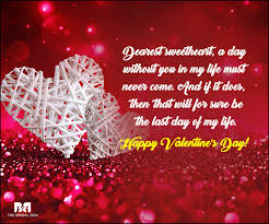 Valentines Day Quotes For Her Enchanting Valentines Day Quotes For Her 48 LoveyDovey Quotes