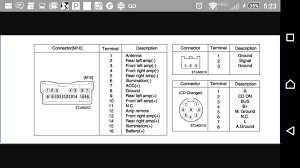 i need the radio wiring diagram for 2008 santa fe, please 2006 hyundai santa fe radio wiring diagram at 2004 Hyundai Santa Fe Radio Wiring Diagram