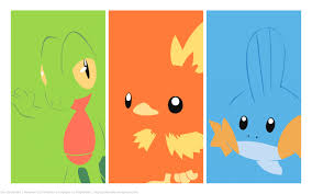 Free download Bonus Hoenn Starters PokWalls [1920x1200] for your Desktop,  Mobile & Tablet | Explore 50+ Pokemon Starters Wallpaper | Cool Pokemon  Wallpapers HD, Pokemon Fennekin Wallpaper, Pokemon XY Wallpaper