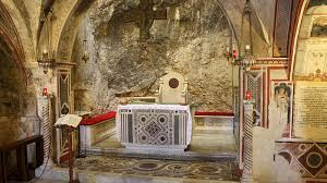 Image result for Sacro Speco Subiaco Photos