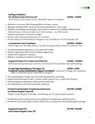Amazing Home Care Coordinator Resume Photos - Simple resume Office .