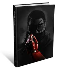 Metal Gear Solid V The Phantom Pain Collectors Edition Strategy Guide