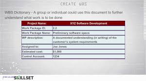 Wbs Project Management Template Policies Lessons Learned Templates ...