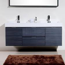 wall vanity. tenafly 60\ wall vanity