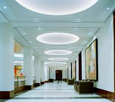 hotel hallway lighting. White Off Hotel Hallways Design Can Be Decor With Round Lamp On The Ceiling It Hallway Lighting