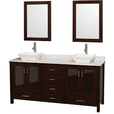 Bathroom Vanity  Elegant Bathroom Vessel Sink Ideas In - Bathroom vanity remodel