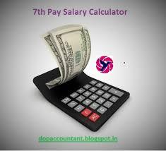 Salary Calculator 100th Pay Salary Calculator DOP ACCOUNTANT 15