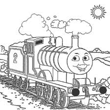 Small Picture Thomas Train Colouring Pages FunyColoring