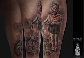 Tatuaggi Black And White New Skin Tattoo