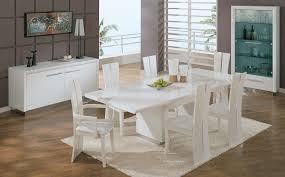 impressive white dining room furniture 16