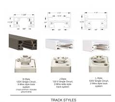 Types Of Track Lighting