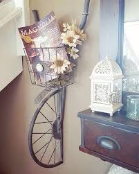 best 25 vintage bike decor ideas
