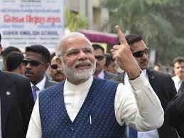 Vikas Wins In Gujarat Lotus Blooms In Himachal Tweets Pm Narendra Modi