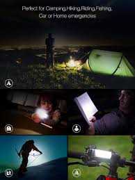 Blitzwolf Bw Lt5 Ip68 Waterproof Led Lamp Light 2600mah Powerbank
