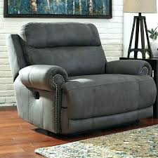 oversized leather recliner. Oversize Recliners Oversized Recliner Chairs Polyester Blend Love Furn Leather Covers . A