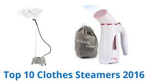 10 Best Clothes Steamers 2016