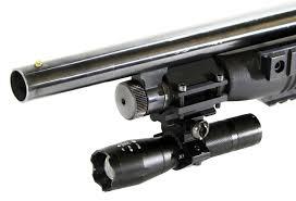 Mossberg 500 Tactical Light Amazon Com 12 Gauge Pump Tactical Flashlight With Mount