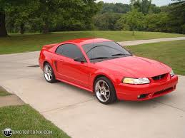 1999 Ford Mustang SVT Cobra id 3226