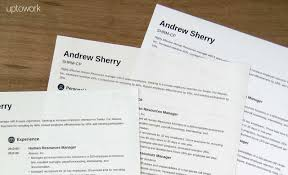 Resume Paper What Type Of Paper Is Best For A Resume 12