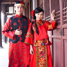 Asian culture clothing information