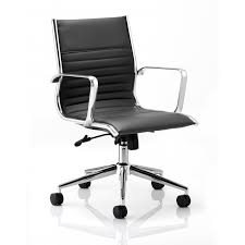 leather swivel office chair. ritz medium back leather executive office chair black loading zoom swivel i